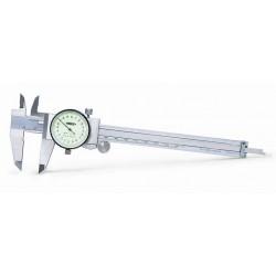 Subler cu ceas, scala 0-150 mm