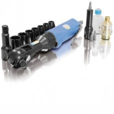 Cheie cu clichet pneumatica 1 pe 2 cu accesorii