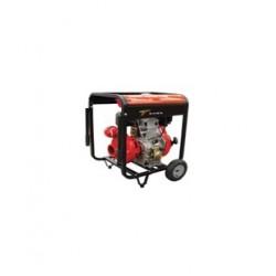 Motopompa apa semimurdara OMEGA, 188FB 3 208, motor diesel 418 cc, 8.0 kW