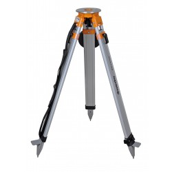 Trepied aluminiu pentru nivela optica, inaltime 0.91 - 1.48 m