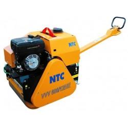Cilindru compactor manual NTC VVV600-12HE, HATZ 1B20, 580 kg