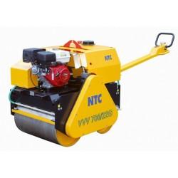 Cilindru compactor manual NTC VVV700-22G, GX390, 900 kg
