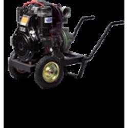 Motopompa Antor cu sistem de pornire electrica 3LD510 LY-3 ES