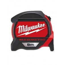 Ruleta magnetica premium Milwaukee 8m