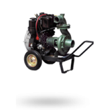 Motopompa Antor cu sistem de pornire electrica 4LD820 LS-4 ES