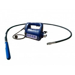 Vibrator complet SIFEE (Motor electric 2300W, Ax 4m, Cap la alegere: 38, 48, 58 mm)