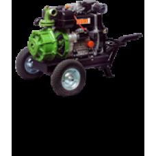 Motopompă diesel cu motor Lombardini 9LD 625-2 R822