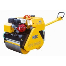 Cilindru compactor manual NTC VVV700-22, GX270, 890 kg