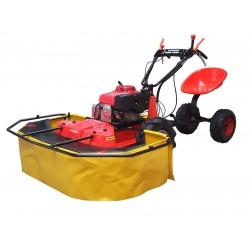 Motocositoare autopropulsata VARI BDR-1200 cu aparatoare si scaun cu roti