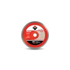 Disc diamantat pentru gresie portelanata RUBI CPR 115 SUPERPRO