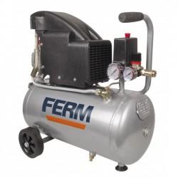 Compresor de aer FERM DIY CRM1045, 24L, 1.5 Hp