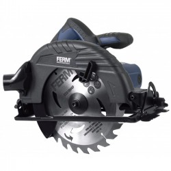 Fierastrau circular FERM PROFESIONAL CSM1041P, 190 mm, 1050 W