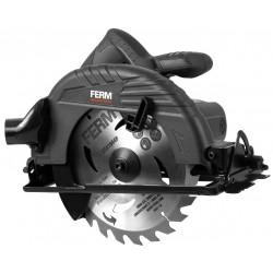 Fierastrau circular FERM INDUSTRIAL CSM1041P, 190 mm, 1050 W