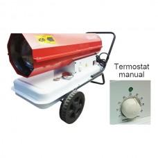 Generator mobil cu ardere directa cu compresor, termostat incorporat Calore D20T