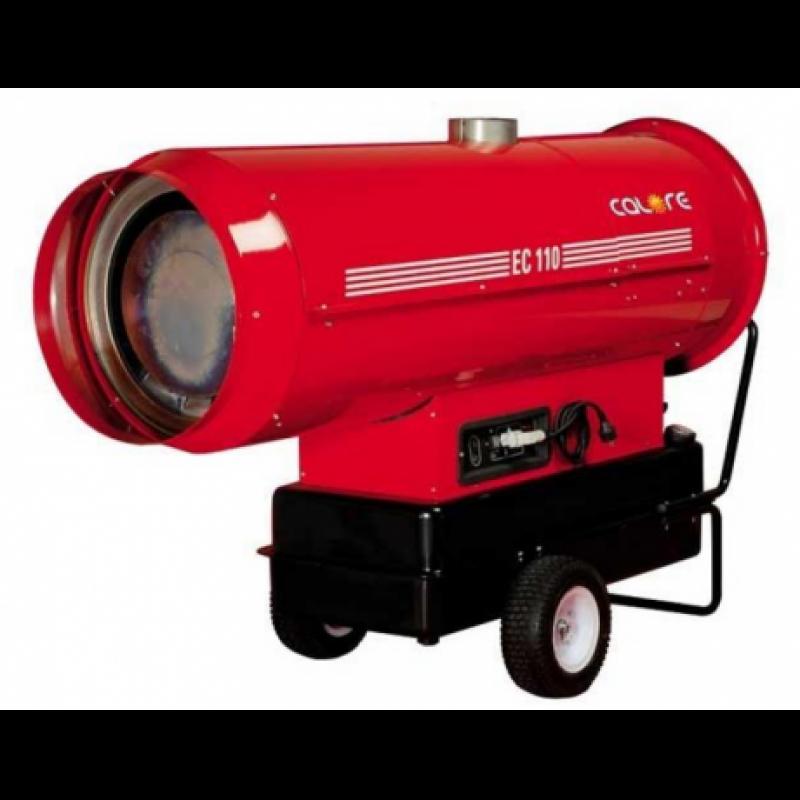 Generator mobil cu ardere indirecta Calore EC110