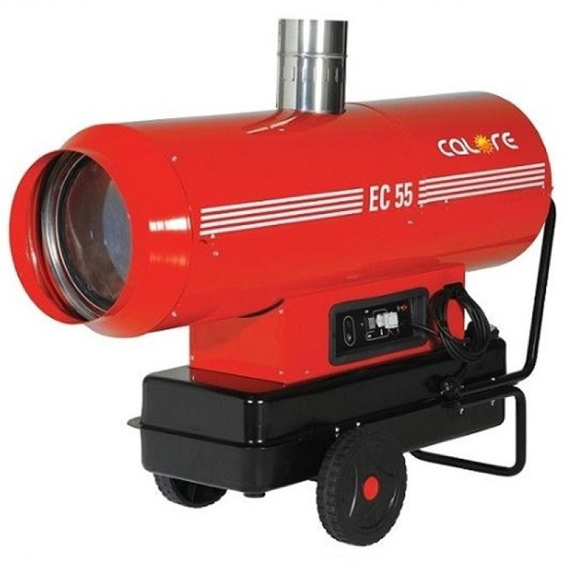 Generator mobil cu ardere indirecta Calore EC55
