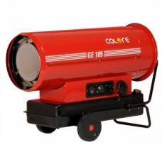 Generator de caldura pe motorina mobil Calore GE105