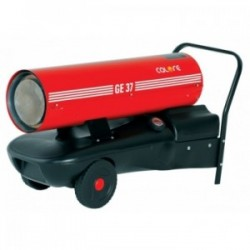 Generator de caldura pe motorina mobil Calore GE37