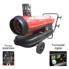Generator mobil cu ardere indirecta, cu pompa DANFOSS de inalta presiune Calore i30Y