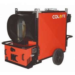 Generator de caldura de mare capacitate pe motorina Calore JUMBO 120