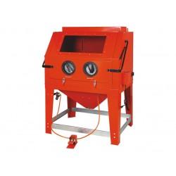 Dispozitiv pentru sablare cu aspirator, 990 L