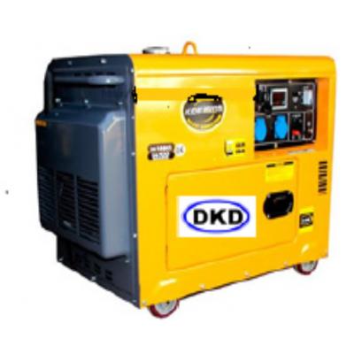 Generator de curent monofazat DAKARD KDE 6500 TN, 5.5 kW
