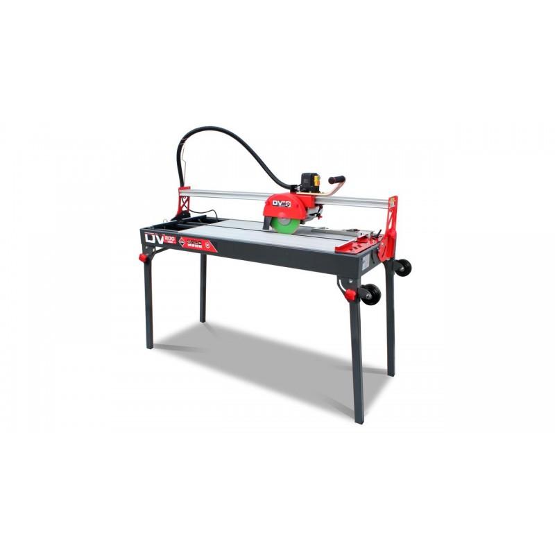 Masina electrica de taiat placi ceramice, gresie si faianta RUBI DV-200 1000