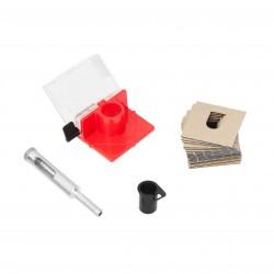 Burghiu diamantat 10 mm cu sistem de racire cu apa EASY GRES RUBI