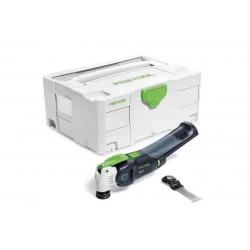 Oscilator multifunctional cu acumulator OSC 18 Li E-Basic VECTURO