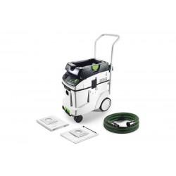 Aspirator mobil CLEANTEC CTL 48 E AC (Autocuratare)
