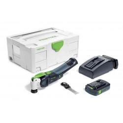 Oscilator multifunctional cu acumulator OSC 18 Li 3,1 E-Compact VECTURO