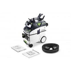 Aspirator mobil CLEANTEC CTL 36 E AC-PLANEX