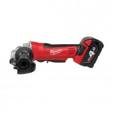 Polizor unghiular 115 mm, profesional, Milwaukee HD18 AG 115-402C