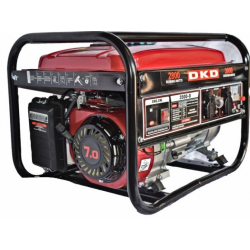 Generator de curent monofazat DAKARD LB 3500, 2.8 kW