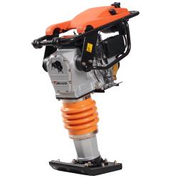 Mai compactor BISONTE MC72-S, motor Subaru 4.0 CP, 75 kg
