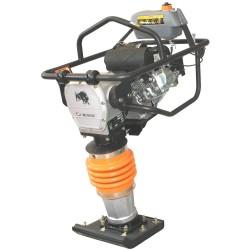 Mai compactor BISONTE MC80-L, motor Loncin 5.5 CP, 79 kg