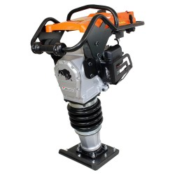 Mai compactor BISONTE MCN75-H, motor Honda 4.0 CP, 75 kg