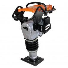 Mai compactor BISONTE MCN75-S, motor Subaru 4.0 CP, 75 kg