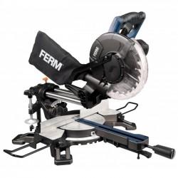 Fierastrau cu masa pentru taieri inclinate FERM DIY MSM1039, 1500 W, 210mm