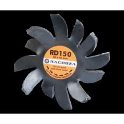 Freza Macroza RD-150 Premium compatibil cu masina de frezat SC300PRO