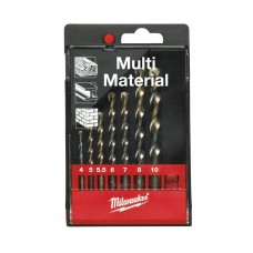 Set 7 burghie Multi-material Milwaukee