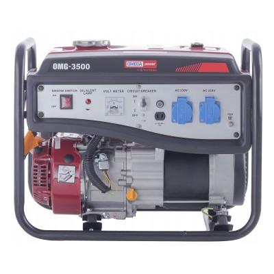 Generator de curent monofazat OMEGA OMG3500, 3.5 kVA, 7 CP