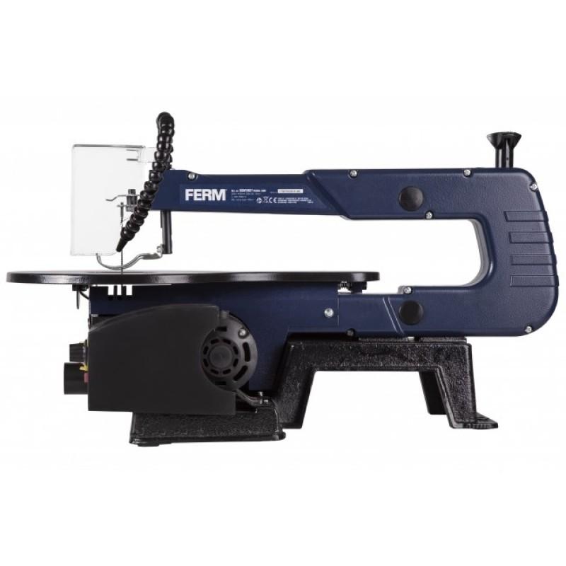 Fierastrau alternativ cu masa FERM DIY SSM1007, 120 W