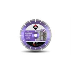 Disc diamantat segmentat 4x4 RUBI STT 115 SUPERPRO