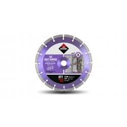 Disc diamantat segmentat 4x4 RUBI STT 125 SUPERPRO
