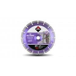 Disc diamantat segmentat 4x4 RUBI STT 230 SUPERPRO