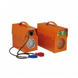 Convertizor electric STRONG T.833 L-T, 230V, 1.6 kVA, 2 prize
