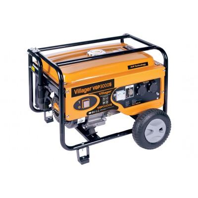 Generator monofazat Villager VGP 3000 S