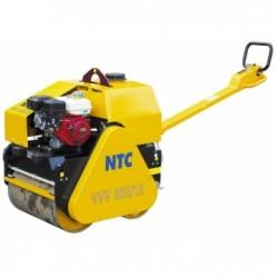 Cilindru compactor manual NTC VVV600-12, GX200, 560 kg