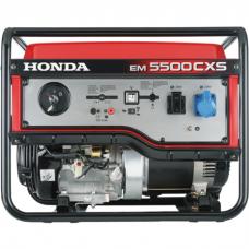 Generator de curent HONDA EM5500CX2-G